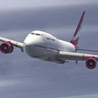 模拟飞机 (带数据包)