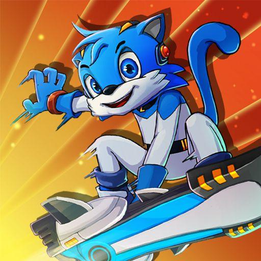 蓝猫奇幻历险记