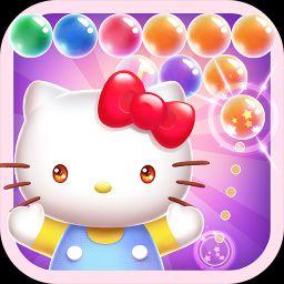凯蒂猫泡泡龙