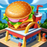 烹调粉碎发挥最好餐厅经营游戏和食物游戏