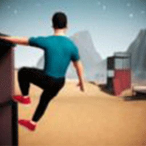 模拟翻滚跳跃