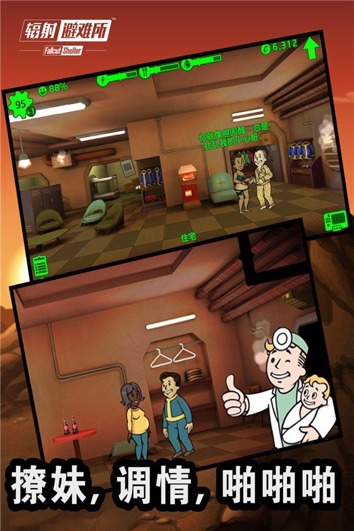 辐射避难所